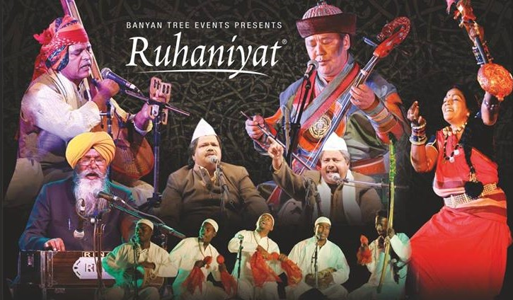 Ruhaniyat - The All India Sufi & Mystic Music Festival