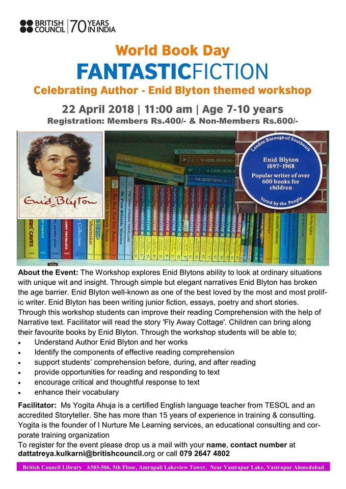 https://creativeyatra.com/wp-content/uploads/2018/04/Fantastic-Fiction-World-Book-Day-Enid-Blyton-themed-workshop.jpg