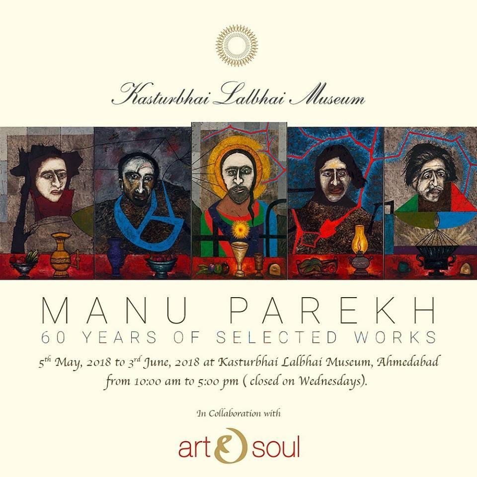 MANU PAREKH - 60 Years of Sele ...