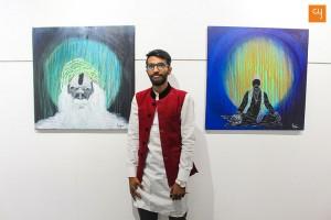 Jaydeep Soni, Aghori Art