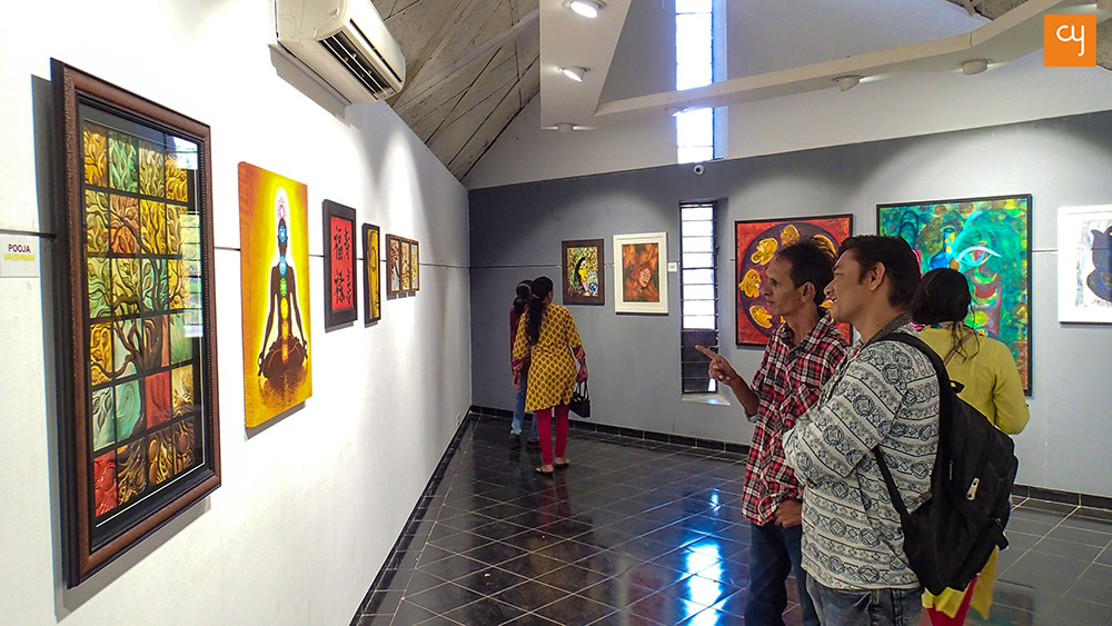 Abhivyakti, Art Exhibition, 2