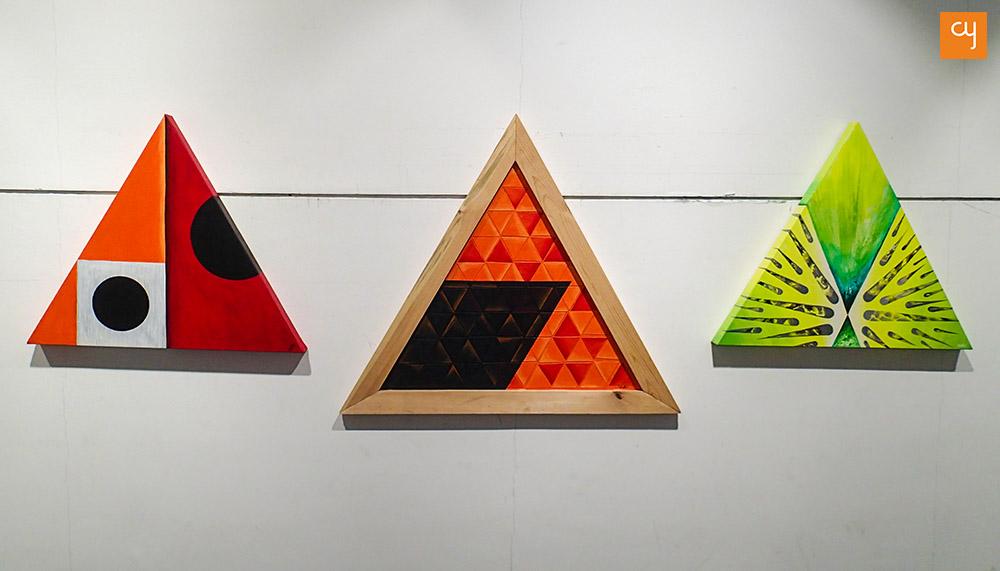Art triangle, Abhivyakti, 4