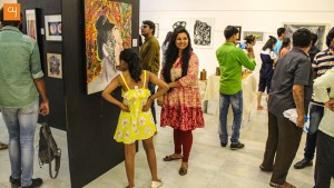 The Culture Club. Open Gallery Art Exhibition