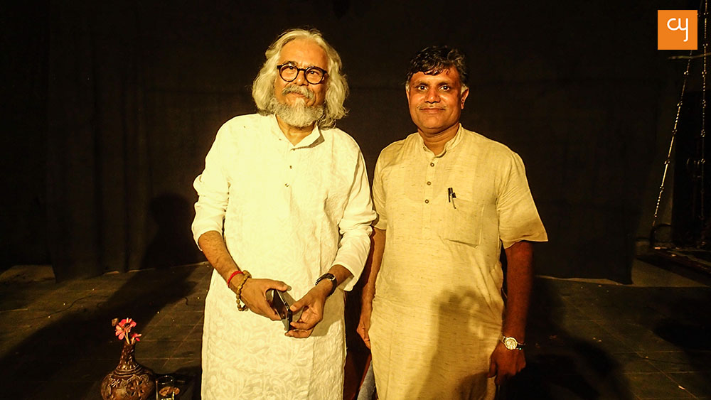 Ramesh Tanna, Tushar Shukla, The Culture Talk