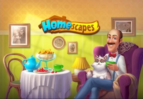 homescapes, forpressrelease