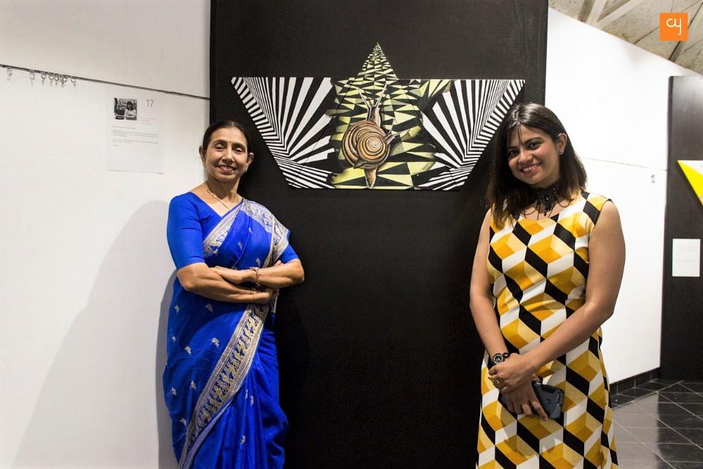 5-artist-saumya-pandya-thakkar-with-her-mother-artist-shakuntala-pandya