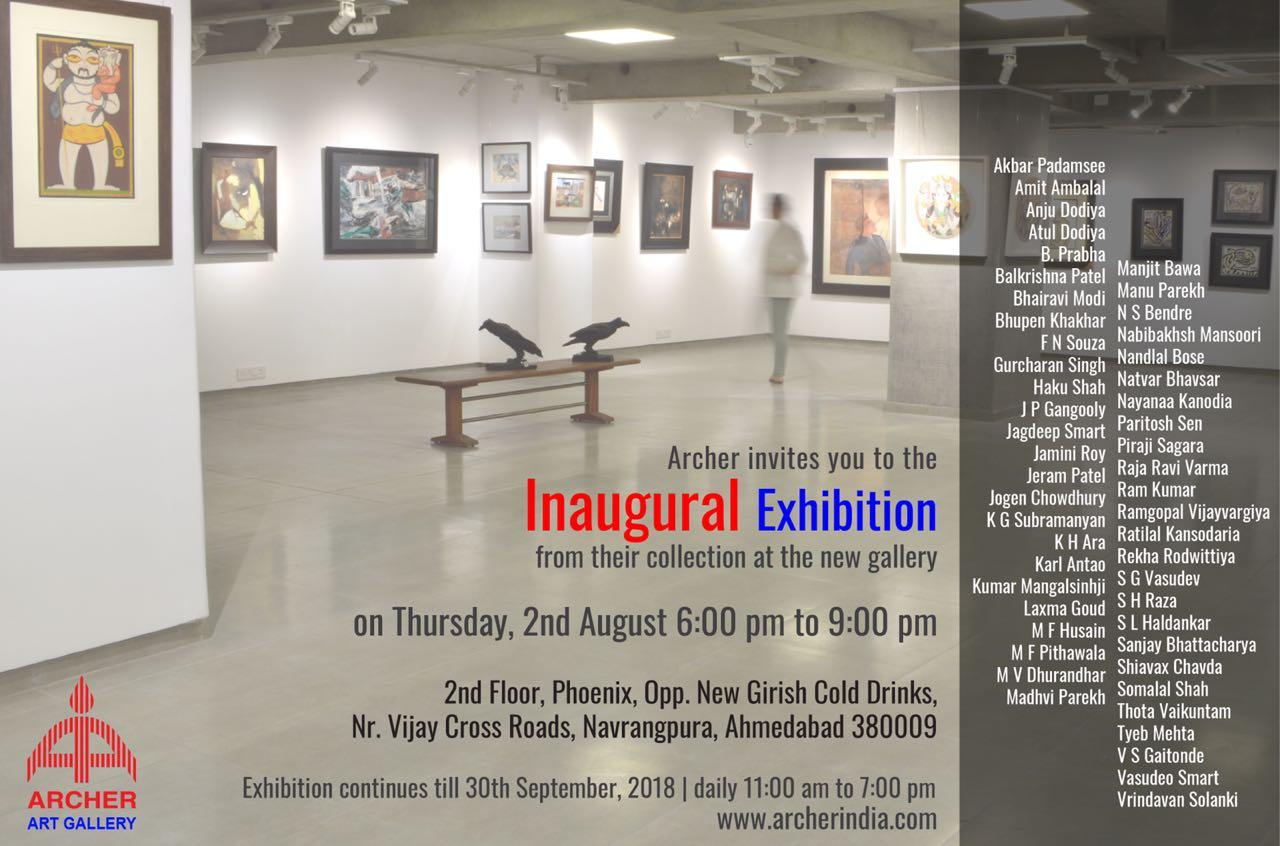 Archer Art Gallery Inaugural E ...
