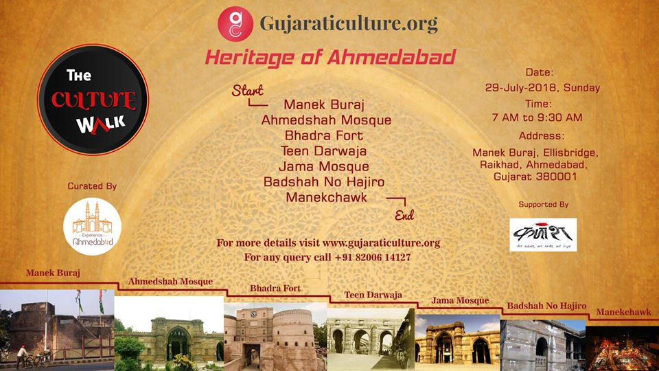 The Culture Walk - Heritage of ...