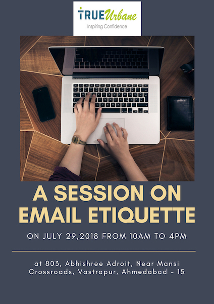Workshop on Email Etiquette