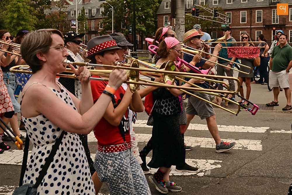 Honk! Festival, Brass Band