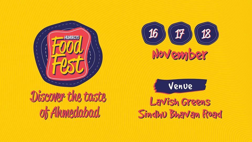 Hungrito Food Fest