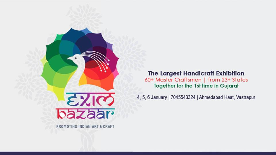India S Largest Export Handicrafts Exhibition Exim Bazaar