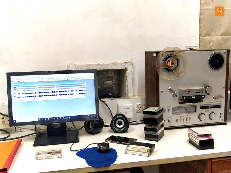 saptak-archive-recording-room