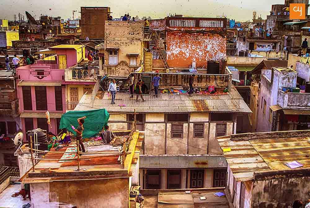 Uttarayan in Ahmedabad Pol - Creative Yatra