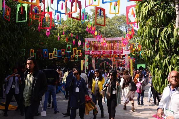 jlf - Jaipur Literature Festival 2019