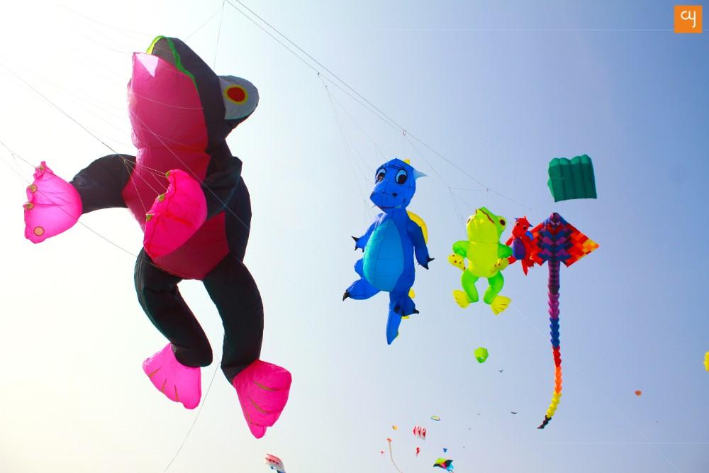 International Kite Festival 2019 - Uttarayan fever begins in