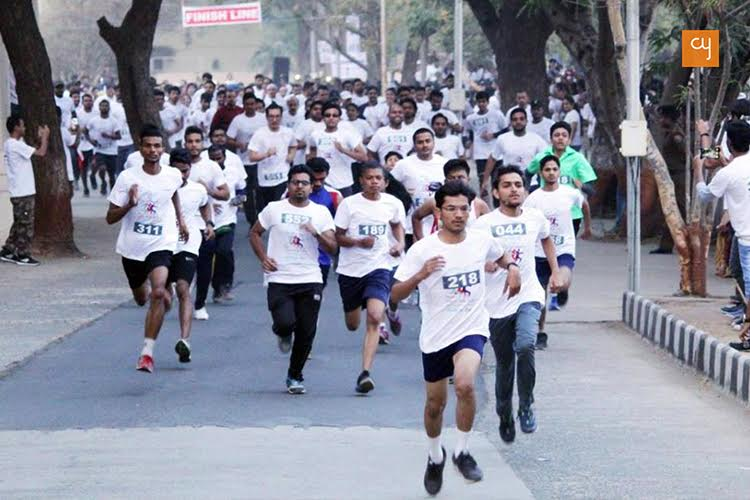 Ahmedabad's popular charity running event by Motif now enters in 17th year