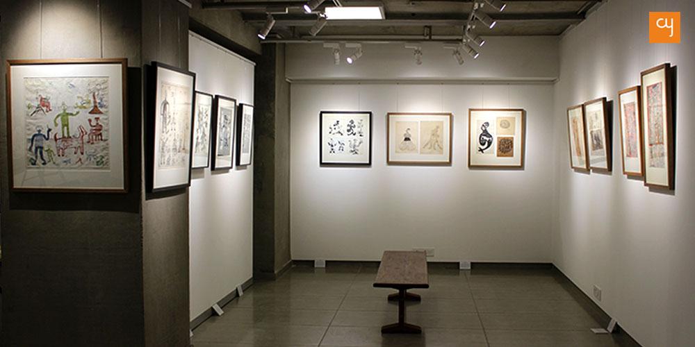 madhvi-parekh-retrospective-archer-art-gallery