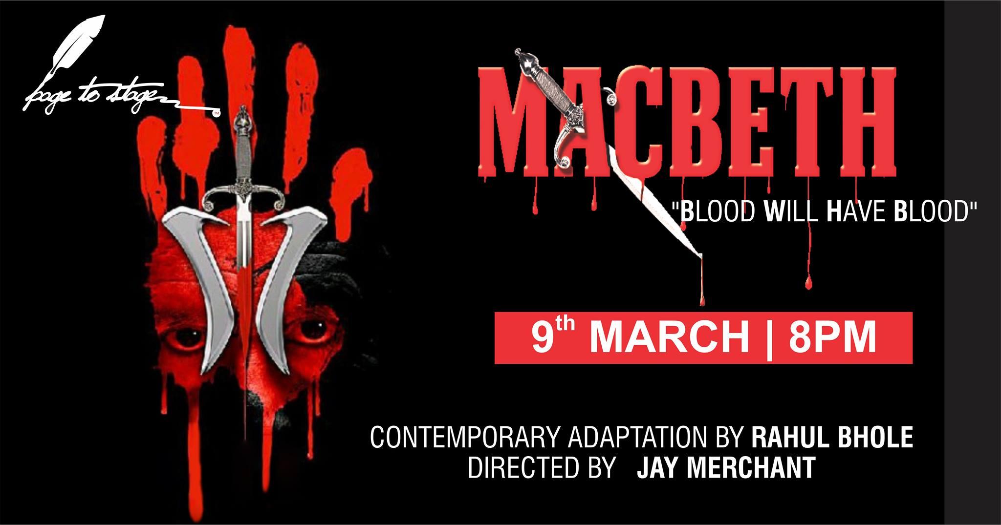 Macbeth Play At Ouroboros Theatre