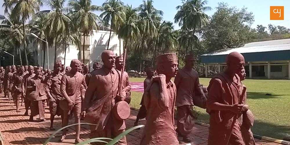 mahatma-gandhi-dandi-march-sculptures