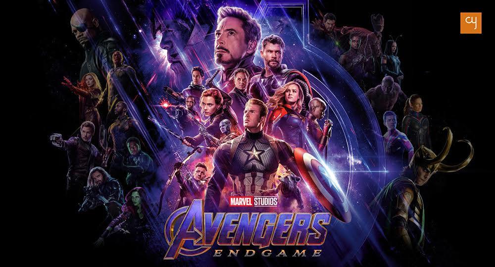 Marvel Studio's Avengers Endgame.