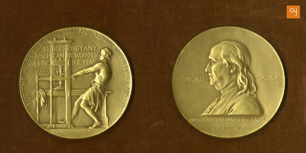 Pulitzer Prize winners for 2019 are announced!