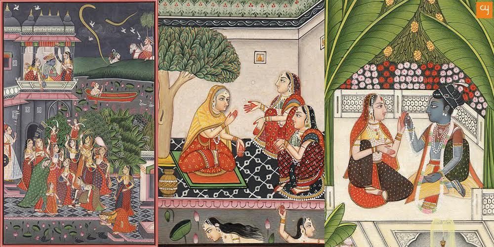 baramasa-miniature-indian-paintings