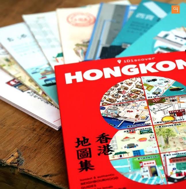 idiscover-hong-kong-map-guides