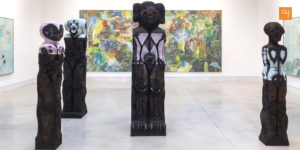 artwork-by-huma-bhabha-venice-biennale-curated-shanay-jhaveri-galerie