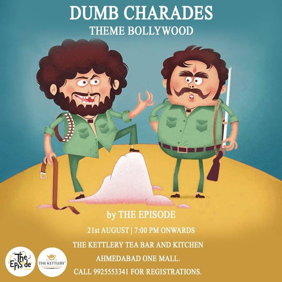 Dumb Charades I Theme Bollywood