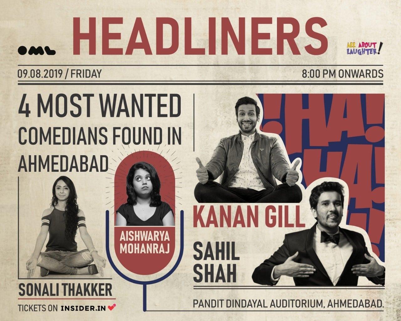 Headliner ft. Kanan ,Sahil, So ...