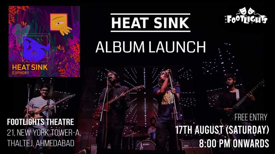 Heat Sink Album Launch Show