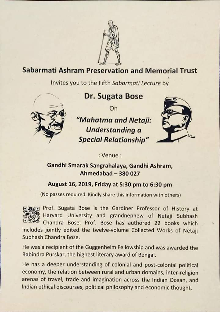 Mahatma & Netaji : Understanding a special relationship