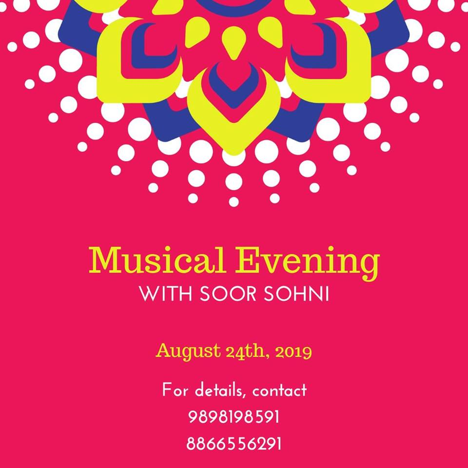 Musical Evening with Soor Sohni