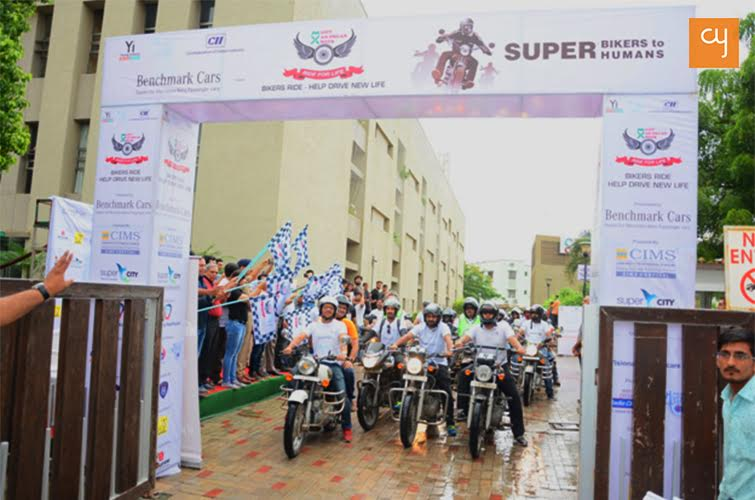 Ride for Life: Amdavadi Biker groups' stand for Organ Donation