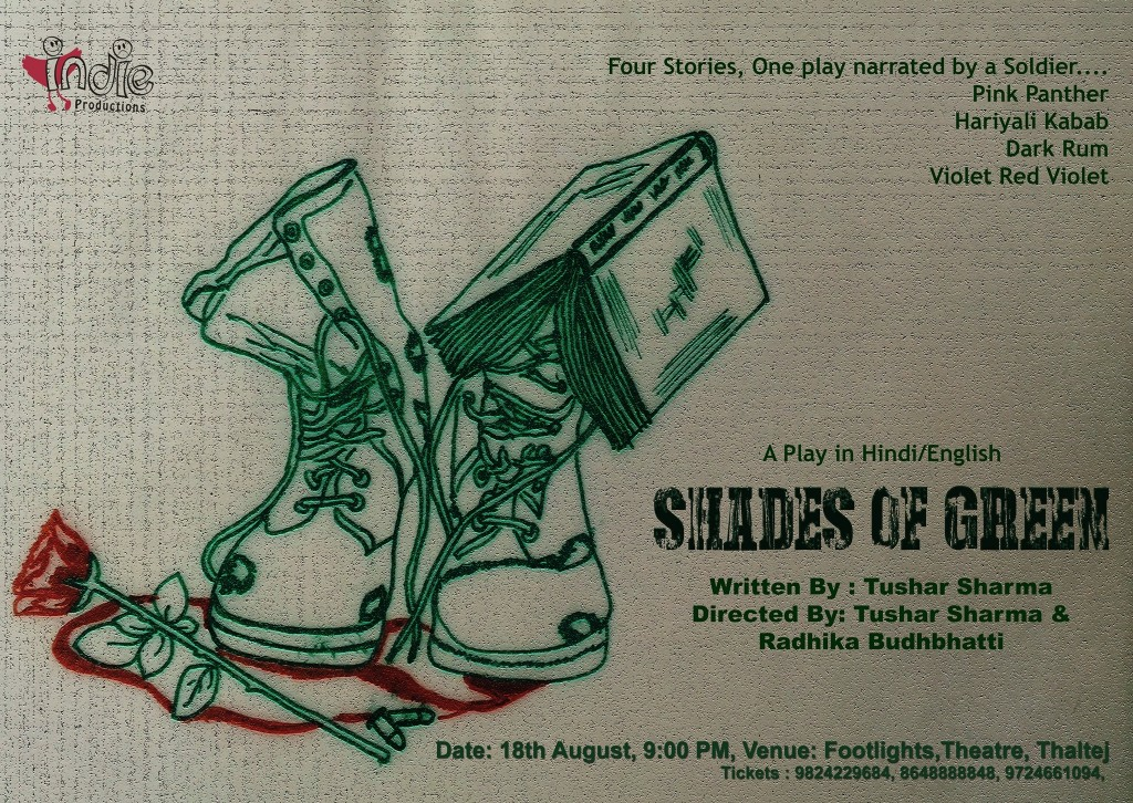 Shades of Green - A Play on Army Men