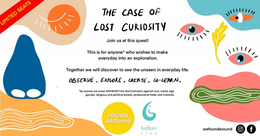 The case of Lost Curiosity