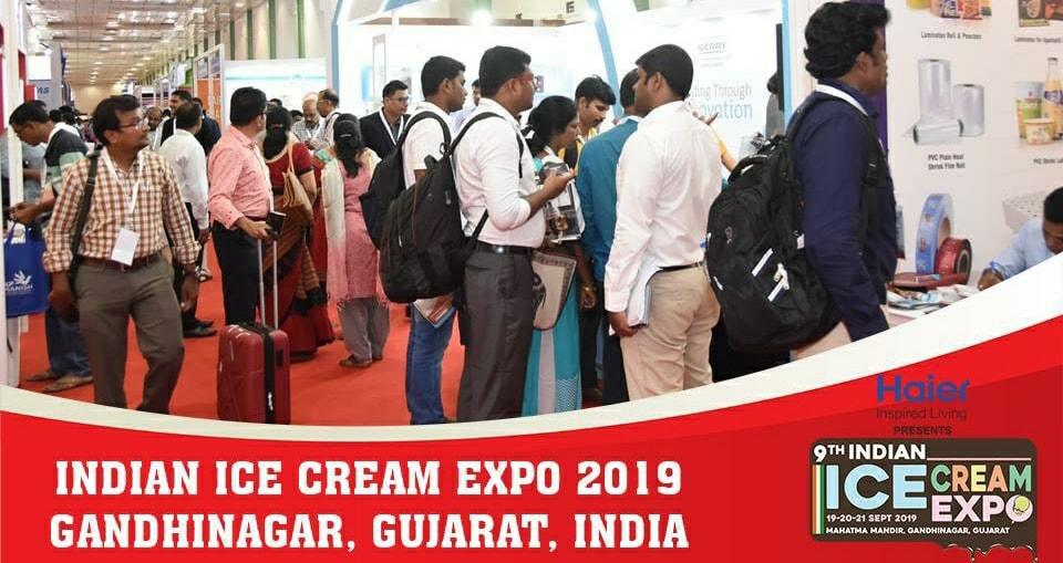 Indian Ice Cream Expo 2019