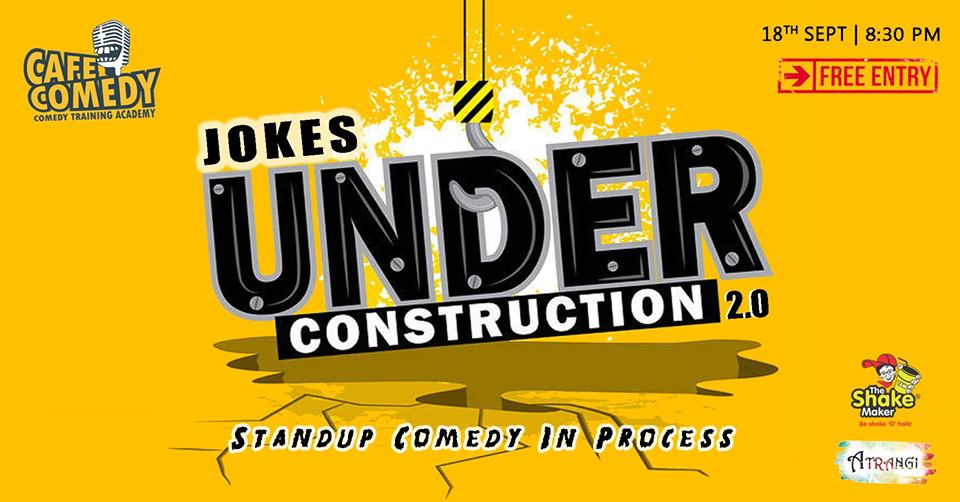 Jokes Under Construction 2.0