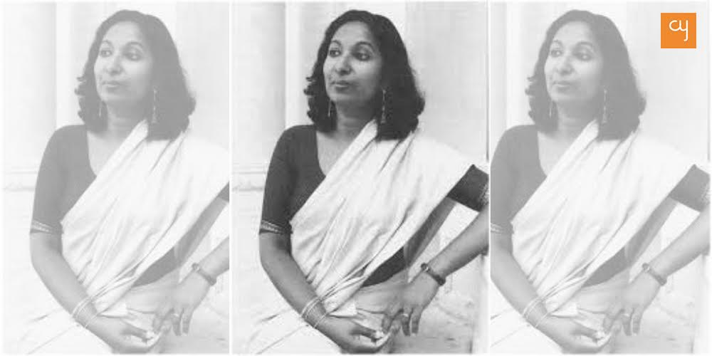 """""""I thought of making a journey poem"""": Searching for lost women with poet Meena Alexander"""