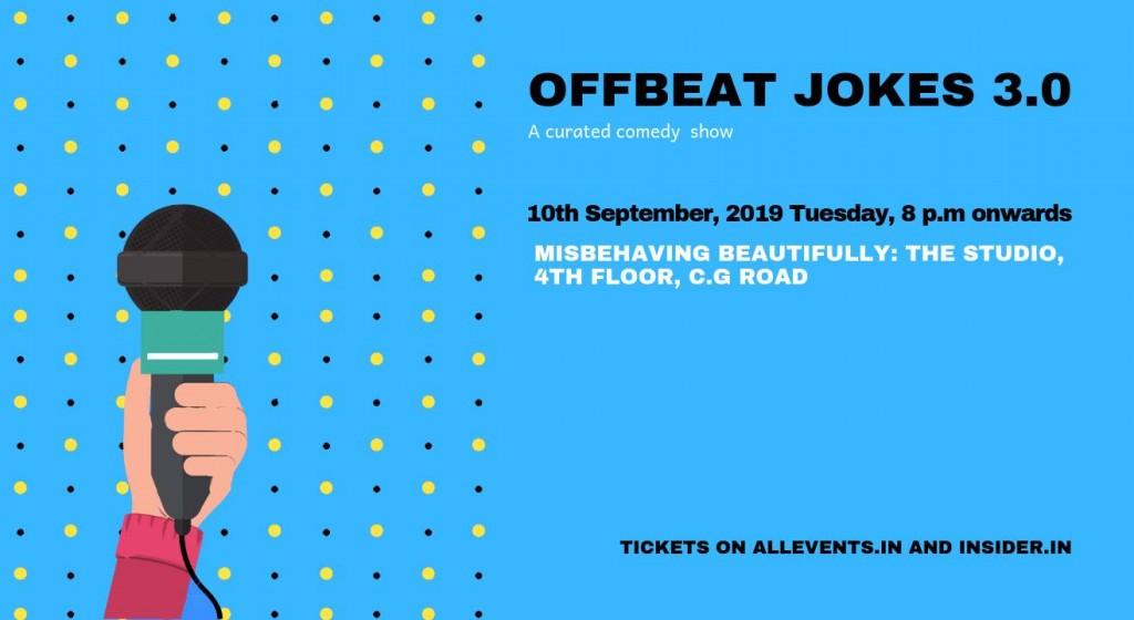 Offbeat Jokes 3.0