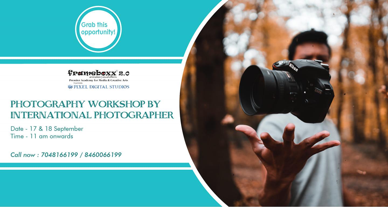 Photography Workshop By Intern ...