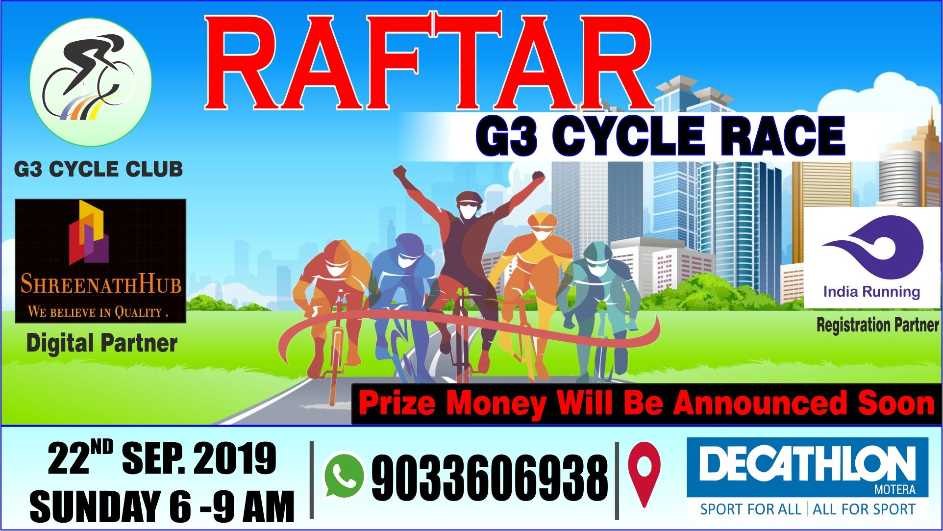 https://creativeyatra.com/wp-content/uploads/2019/09/Raftar-G3-Cycle-Race.jpg