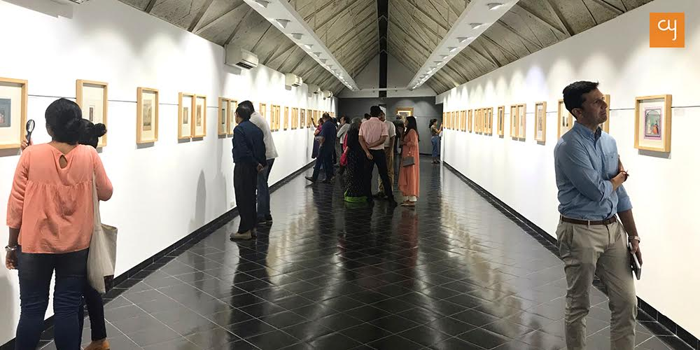 The Indian Portrait, Archer Art Gallery