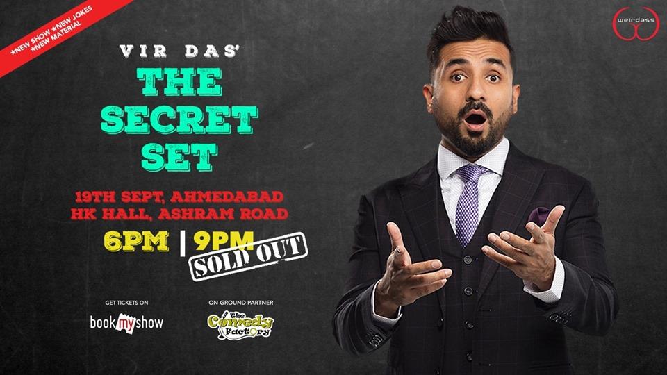 The Secret Set | Ahmedabad