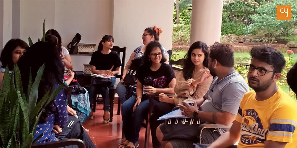 BOUND - Writers Retreat Goa