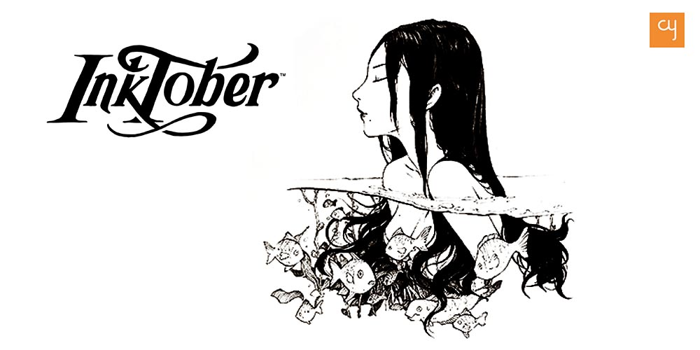 'Inktober': A challenge to hone the artist within you