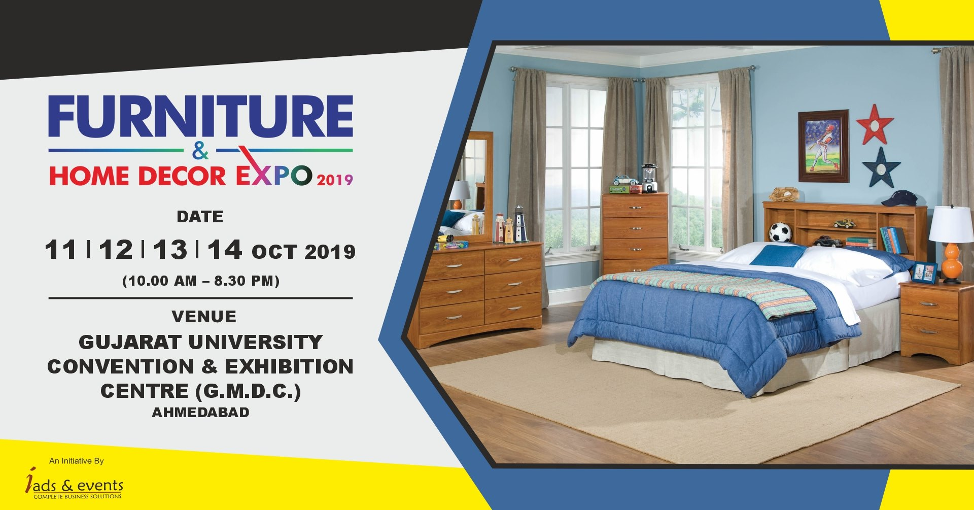 Furniture & Home Decor Expo - Ahmedabad - Creative Yatra