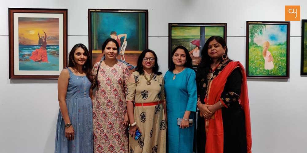 Bhavna Bachkaniwala, Dolly Maheta, Meena Shah, Neha Bhagat, Vaishali Bhavsar
