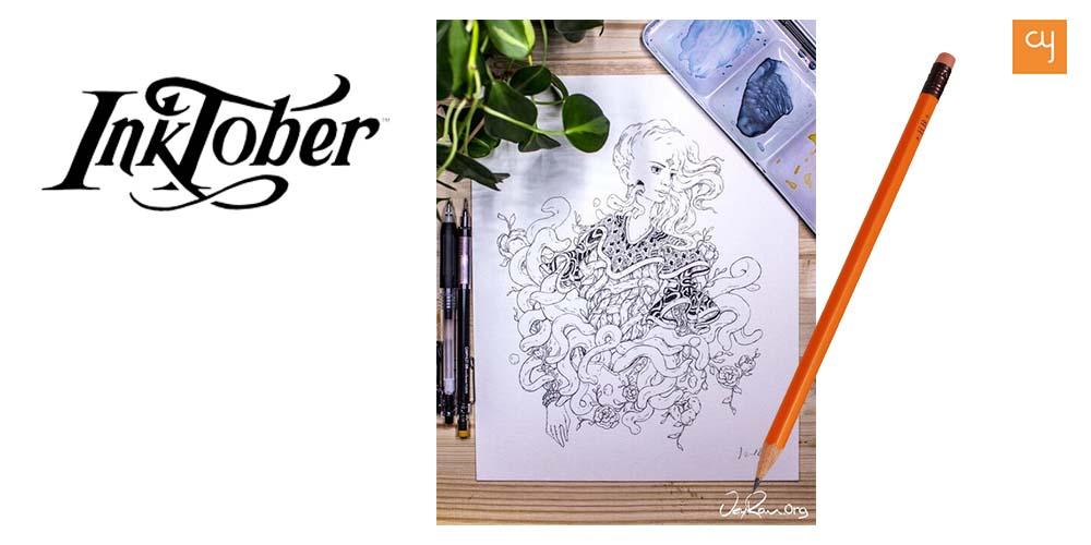 Sketch by Jey Ram, as an aspiring artist.